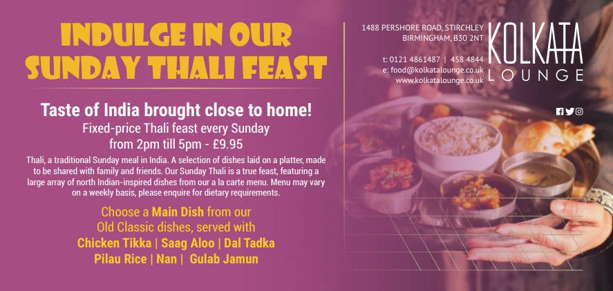 Thali Feast